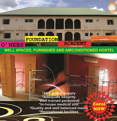 f149175ffce5 O NEBS FOUNDATION ACADEMY   NEW HOSTEL FACILITY OPENED